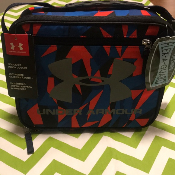 11496c58cc50 NWT Under Armour Thermos lunch box  thermos